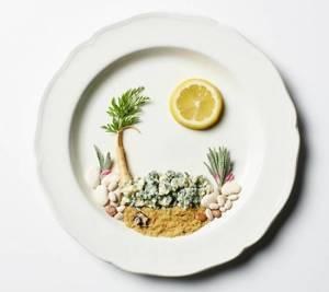 Virtų salierų salotos