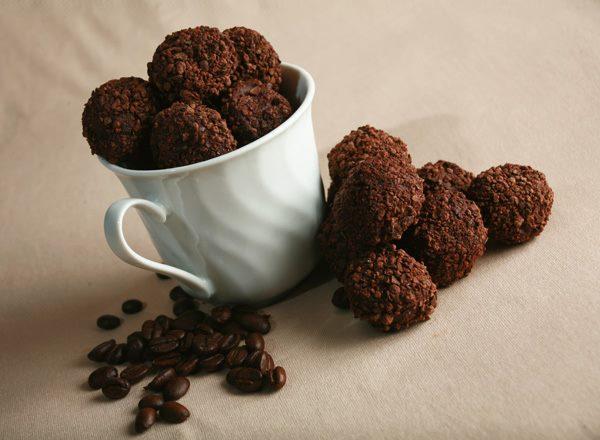 kavos triufeliai