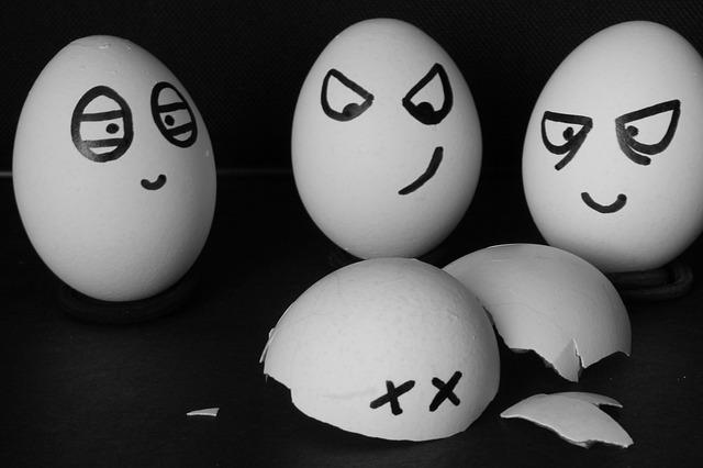 Kaip išpūsti kiaušinį?