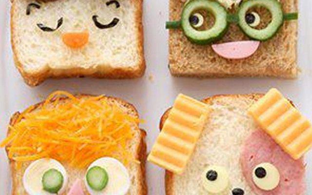 35 pavyzdžiai kaip linksmai pateikti maistą vaikams (tinka ir suaugusiems)