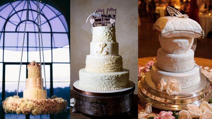 Vestuviniai tortai – tai ne vien tik šventės, tačiau taip pat ir vidinio interjero akcentas!