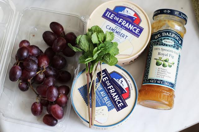 Gurmaniškas sūrio užkandis