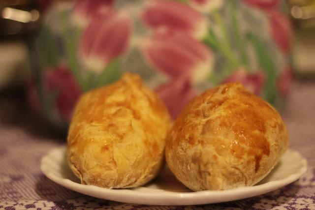 Pyragėliai su bulvėm ir kopūstais
