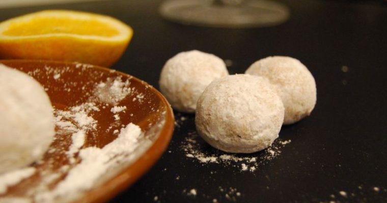 Sausainiai Sniego gniūžtės