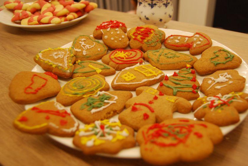 Minkšti imbieriniai sausainiai