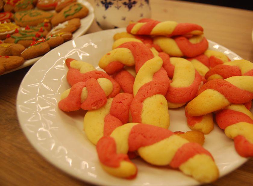 Kalėdiniai sausainiai nr.1