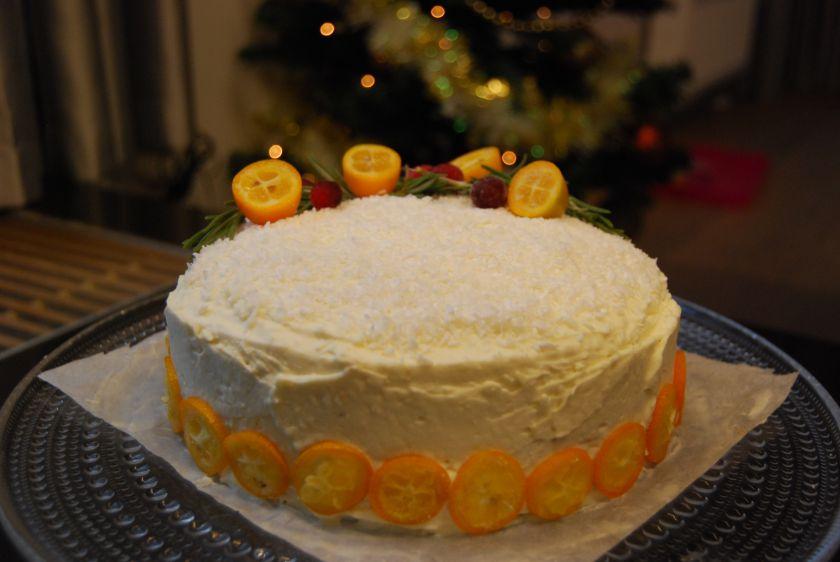 Migdolinis kokosinis tortas