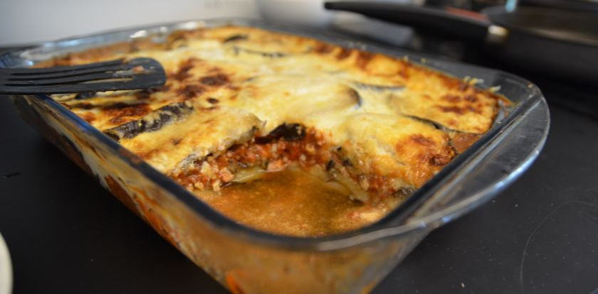 "Graikiškoji ""Moussaka"""
