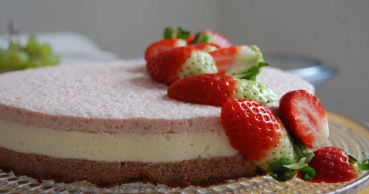 Neapolietiškas sūrio tortas