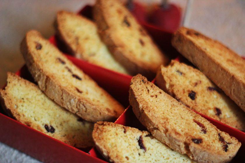Apelsininiai biscotti