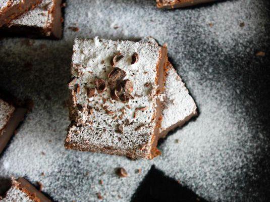 Kreminis kakavinis pyragas
