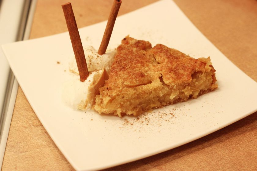 Obuolių pyragų Karalius