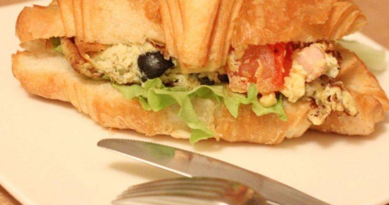 Omletas kitaip arba omletas prancūziškame guolyje