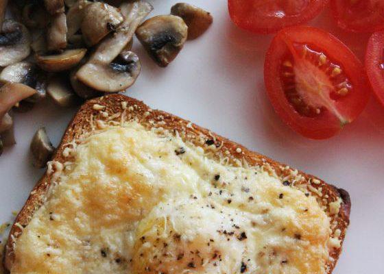 Sumuštinis su kiaušiniu