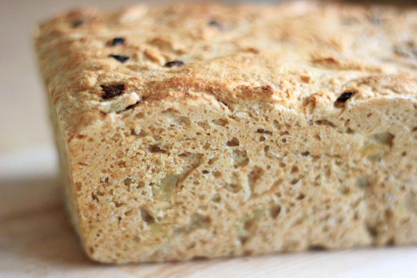 Svogūnų duona