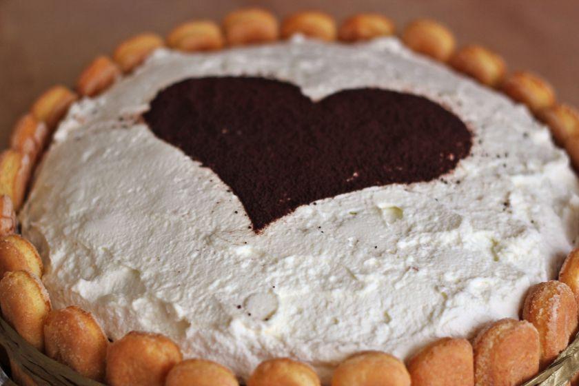 Beveik Tiramisu tortas