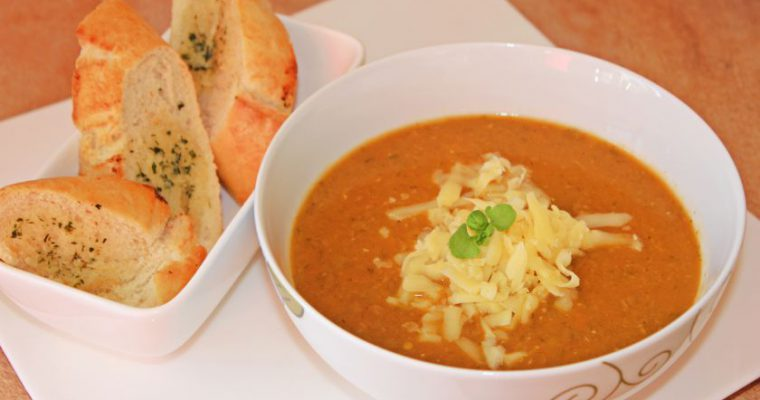 Trinta lęšių sriuba