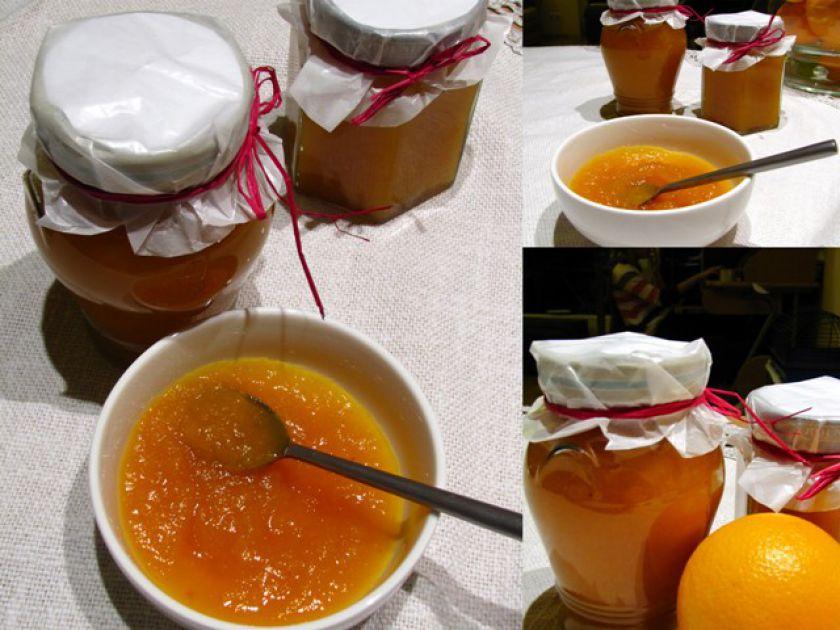Kvapiojo moliūgo džemas su citrusais