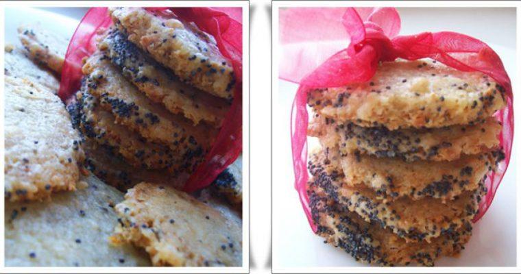 Sausainiai su mėlynuoju sūriu