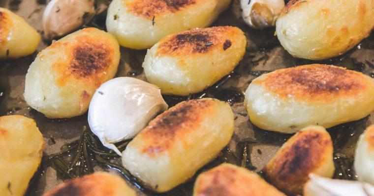 Skaniausios pasaulyje bulvės