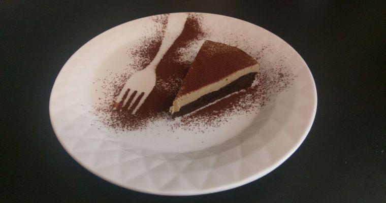 Šokoladinis kavos tortas