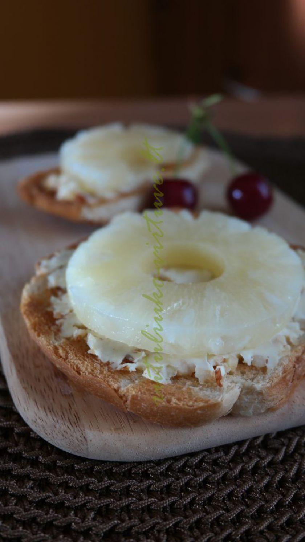 Idėja pusryčiams – desertinis sumuštinis