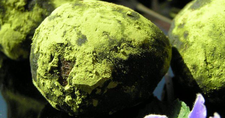 Žalieji triufeliukai