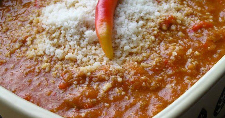 Mūsų mėgstamiausia čili sriuba