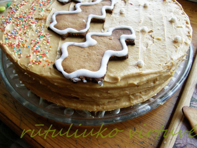 Tinginių tortas su Rududu [a la Napoleonas]