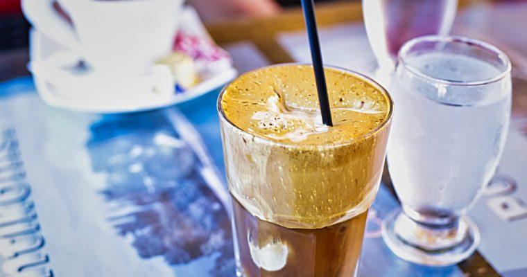 5 neįprasti šaltos kavos gėrimų receptai