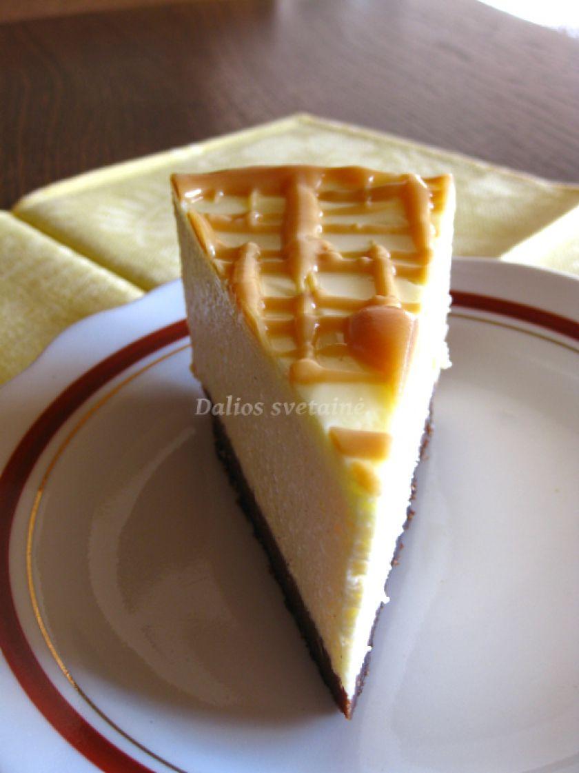 Moliūginis sūrio pyragas