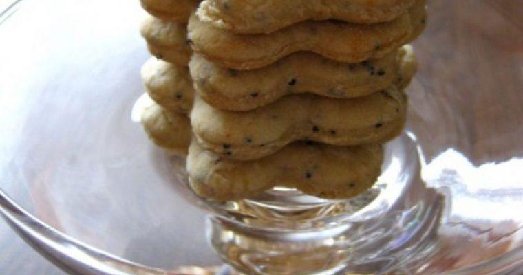 Prie sūrio tinkami sausainiai