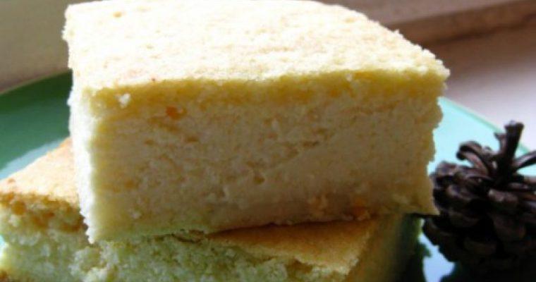 Rumuniškas varškės pyragas