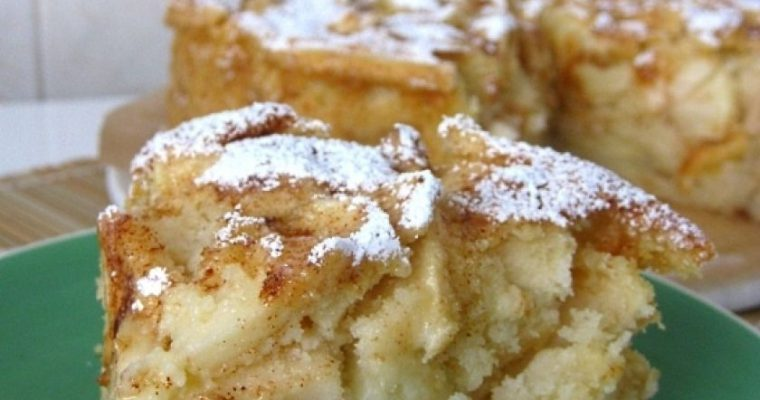 Šarlotė obuolių pyragas