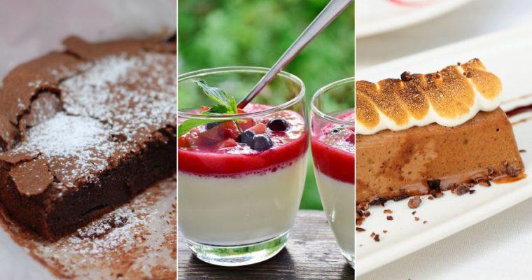 3 klasikiniai itališki desertai, kuriuos pagaminti paprasčiau nei tiramisu