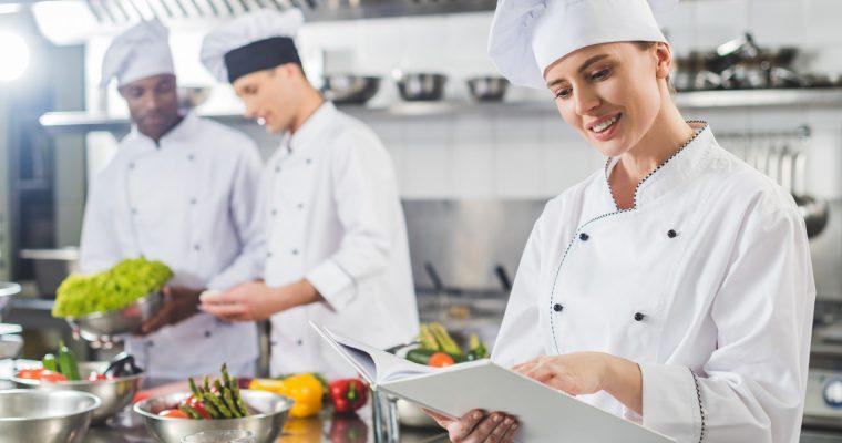 Virėjo darbas: patarimai ieškant naujos darbo vietos