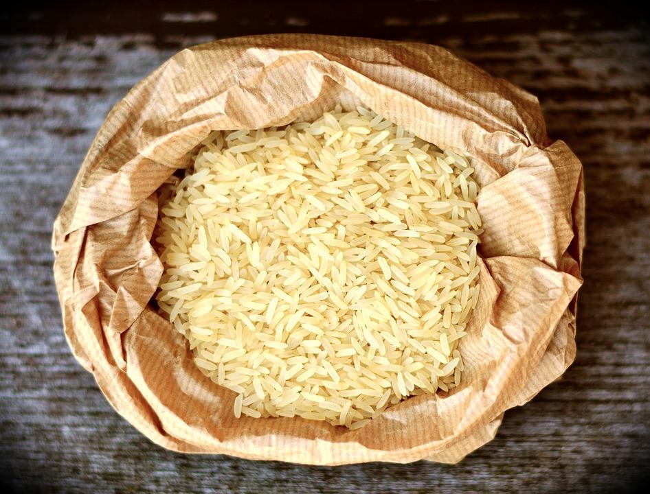 Kaip ir kiek laiko virti skirtingų rūšių ryžius?